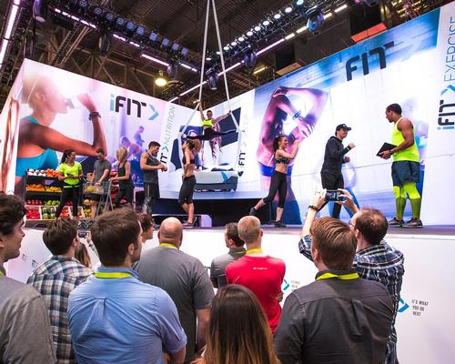 iFit's proprietary streaming technology allows a multi-faceted interaction between the user, their iFit trainer and their smart machine