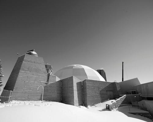 Contemporary Calgary is housed in the Centennial Planetarium and will open to the public on 23 January 2020
