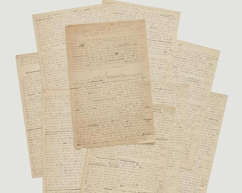 Pierre de Coubertin's original Olympics manifesto sold at auction for record US$8m