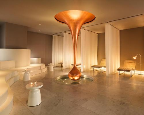 The Tom Dixon-designed agua London spa is hosting a Roman-inspired spa event.