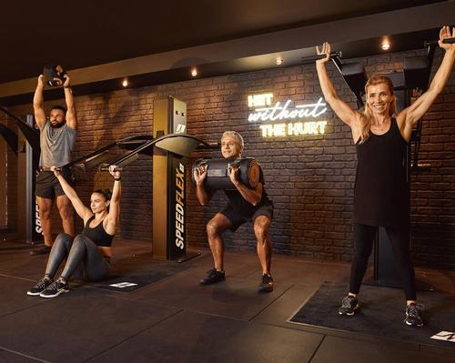 Everyone Active launches new boutique format – three Fortis studios to open in January