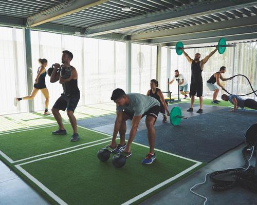 WEXO is composed of three different specialist flooring solutions, each designed to provide the ideal surface for each exercise