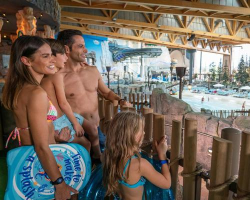 The Rulantica water park opened in November 2019
