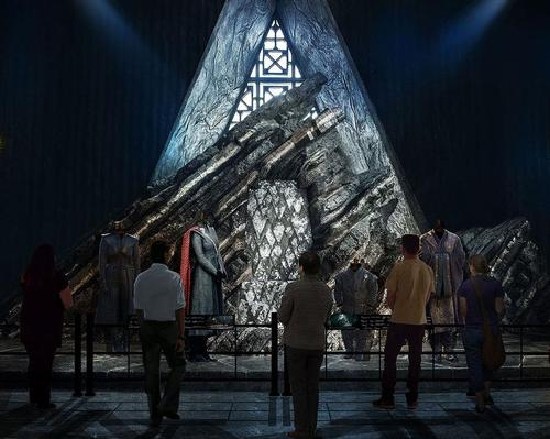 Visiting the Throne Room will be a key part of the experience