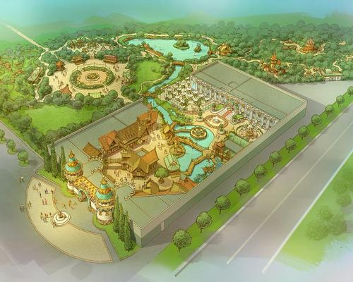 Lukomorye will have a total of six themed zones in its indoor and outdoor areas
