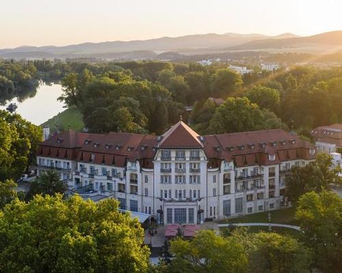 Ensana opens €4m wellness centre in Slovakia
