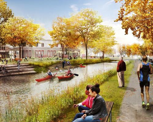 BuroHappold to transform New York State's Erie Canal for leisure and tourism