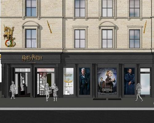 Warner Bros announces Harry Potter retailtainment store in New York
