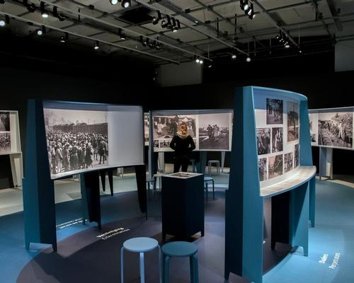 The temporary holocaust exhibition currently in Amsterdam is to close in February 2020 to allow redevelopment of a new, permanent museum