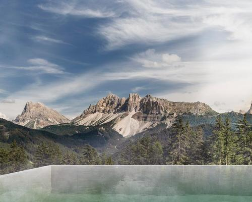 Celtic yoga, silence rooms, nature meditation: new wellness resort set to open in the Dolomites