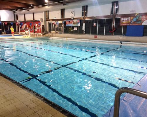 The existing Grange Paddocks Leisure Centre (pictured) will be replaced with a new building