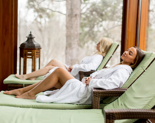 Spas are the top-performing hotel department, says CBRE report