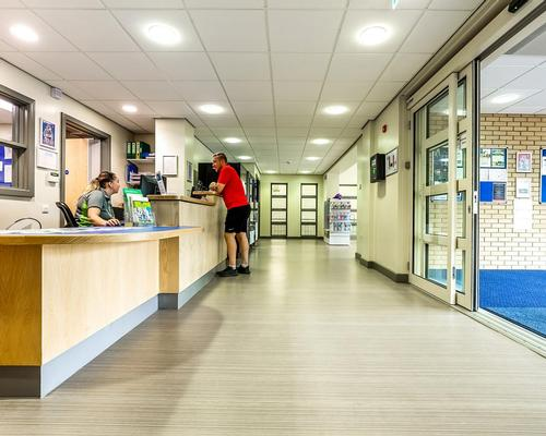 Gerflor completes major fit-out at Axholme North Leisure Centre