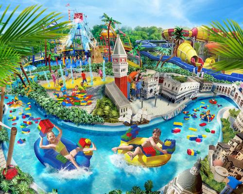 Legoland Water Park Gardaland will be the first Legoland Water Park to open in a non-Legoland destination