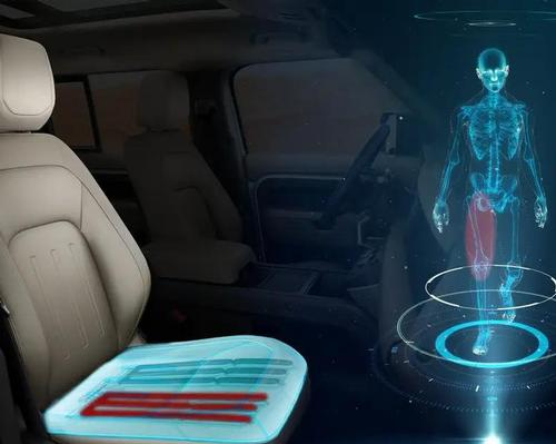 Jaguar Land Rover developing 'fitness seat' for its cars