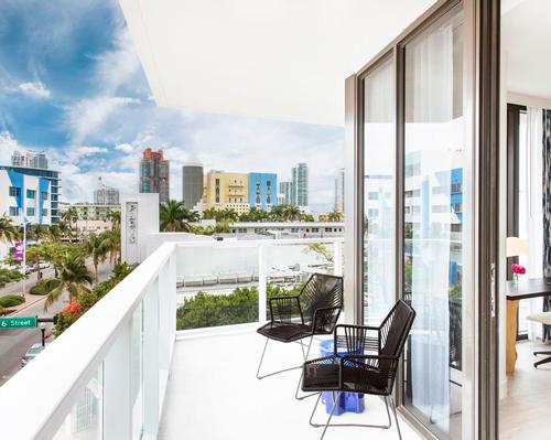 Kimpton Angler's Hotel South Beach has been reimagined as a place of respite and relaxation for guests