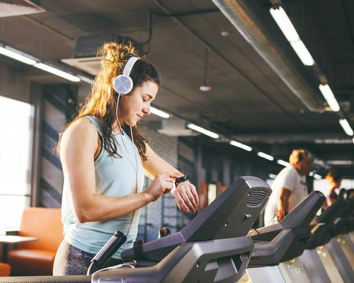 Wearing a fitness tracker 'makes gym sessions more enjoyable'