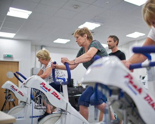 In controlled testing, the team found that the once-weekly session was enough to produce improvements in blood glucose control and general mobility / Abertay University