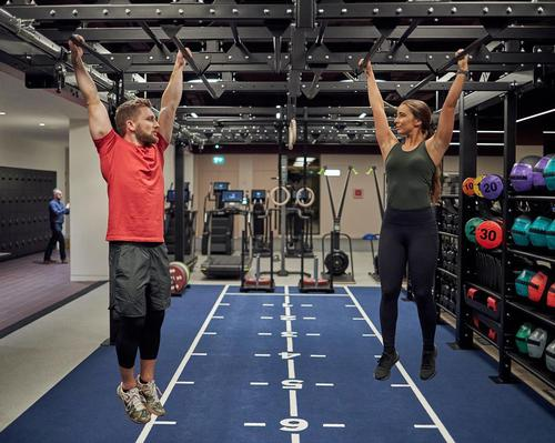 EXF Fitness successfully completes its fifth installation project for Third Space at new Islington club
