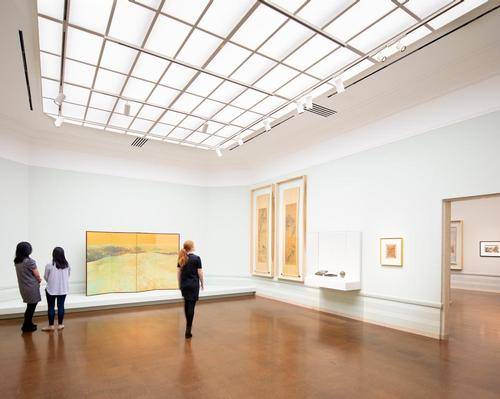 Total gallery space has been increased by nearly 4,000sq ft (372sq m) / Adam Hunter/LMN Architects