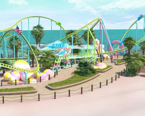 Maurer Rides introduces jet ski coaster concept