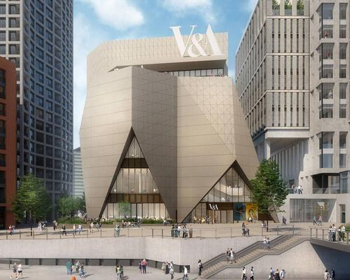 Smithsonian announces partnership with V&A East
