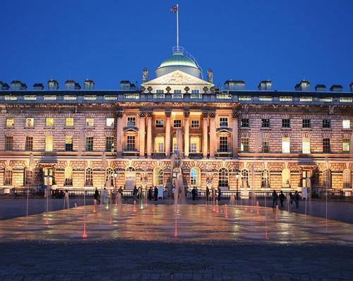 Somerset House was designed and built by Sir William Chambers during the mid-to-late 1770s / Somerset House