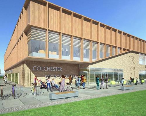 The multi-million pound, 76-acre site will provide both indoor and outdoor sports and leisure activities / Colchester Borough Council