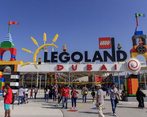 Legoland Dubai will have a new 250-room hotel later this year