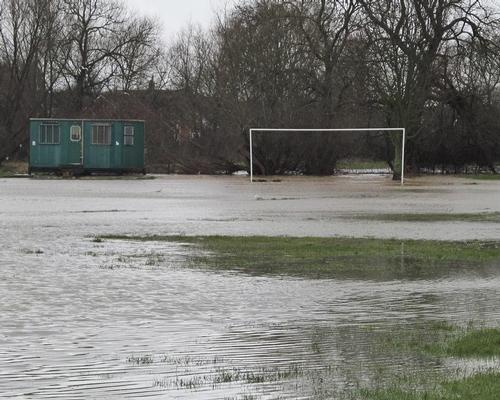 New emergency flood relief fund released for sports organisations hit by storm Ciara
