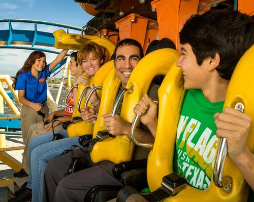 80 per cent of Six Flags' customer-facing staff will undertake IBCCES training to understand Austism Spectrum Disorder