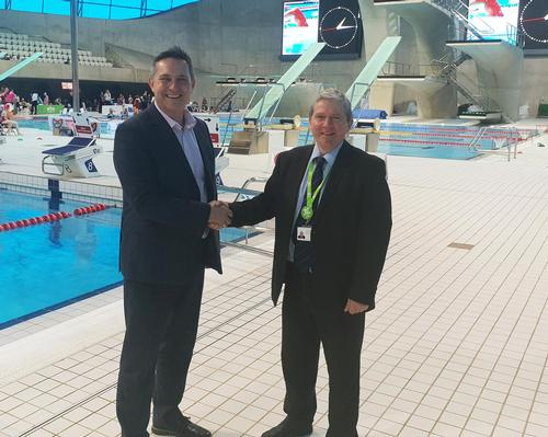 RLSS and GLL partnership to promote swimming pool safety