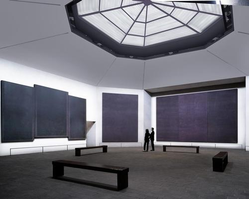 Rothko Chapel to reopen after Architecture Research Office renovation