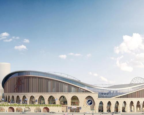 The proposals would see the phased expansion of The Den to up to a maximum capacity of 34,000 seats / AFL Architects