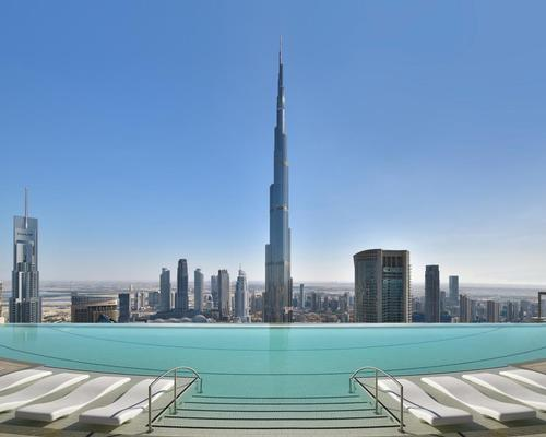 Dubai's spa in the sky opens, with design by GOCO