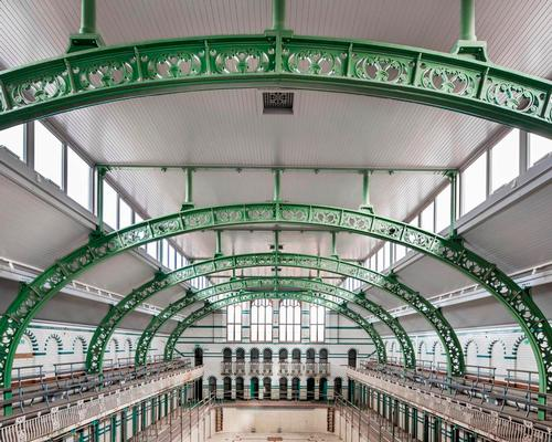 Moseley Road Baths were opened in 1907 / Historic England