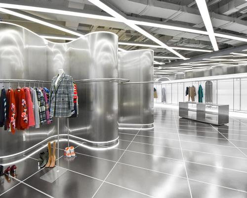 Studio Ramoprimo's clothes store is a hub for fashion lovers, events and exhibitions
