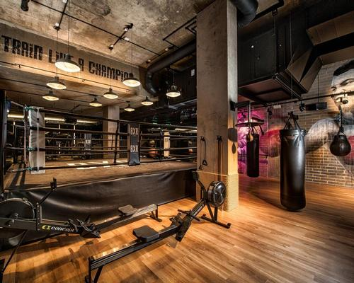 The gym will be BXR's second, following on from its site in Marylebone (pictured) / Bergman Interiors