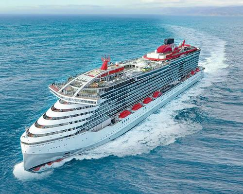 Scarlet Lady will set sail in March 2020 with more than 2,770 guests and 1,150 crew on board