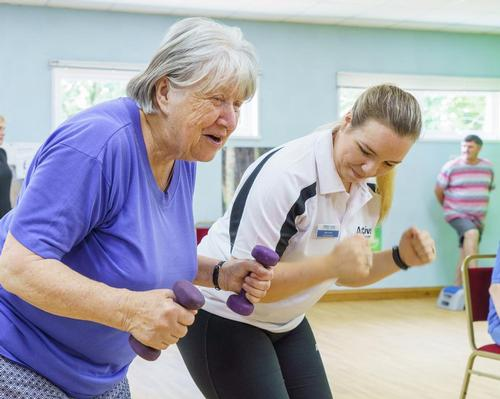 Leisure trust partners with NHS to get those with long-term conditions more physically active