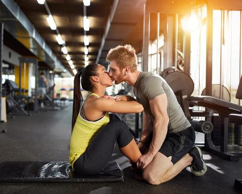 21 per cent of those exercising a couple said being active together made them feel more attracted to their partner
