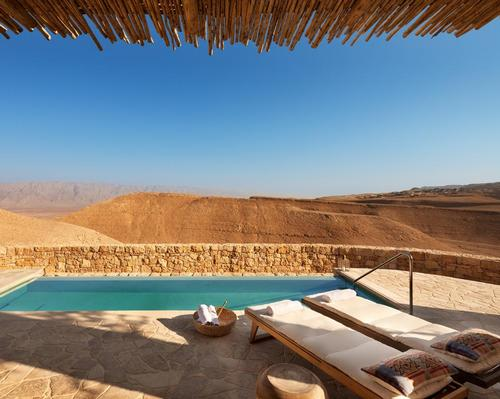 Stargazing and camel trekking will be on offer at Six Senses' new desert retreat
