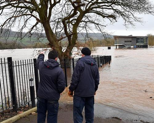 Many grassroots facilities are vulnerable to flooding in England, as many of them are located on flood plains