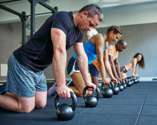 The number of people with health club memberships has increased by 28 per cent since 2010