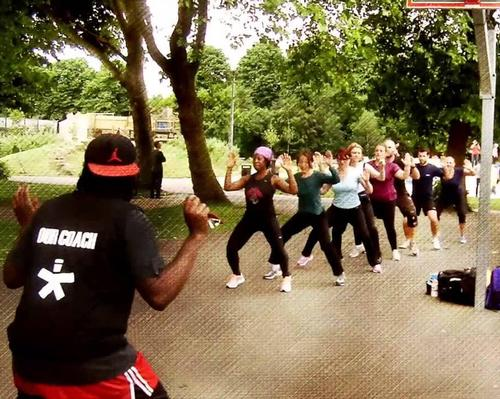Park fitness initiative Our Parks secures funding for coaching network