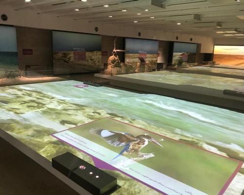 Digital Projection revamps The Habitat Museum with new colour-boost technology