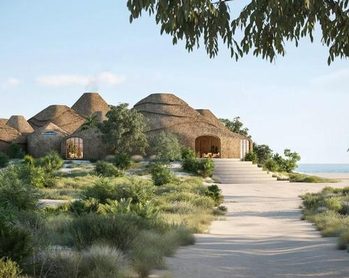 The resort will be located on Benguerra Island 14 kilometres off the Eastern coast of Africa