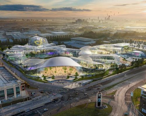 Therme Group partners with Wund Holding to create vast wellbeing resorts with waterparks and botanical gardens