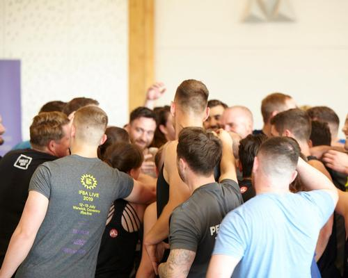 The unmissable independent fitness event is back!