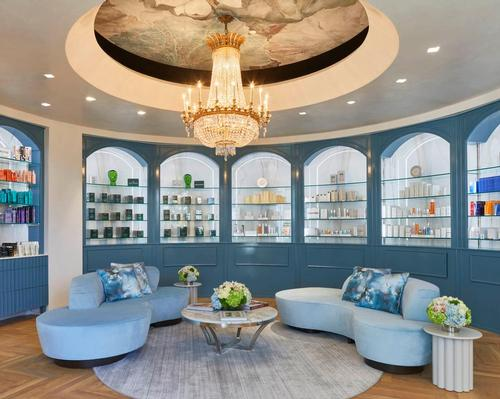 Located in Highland Village – just three miles from Trellis – Solaya Spa and Salon covers 6,200sq ft
